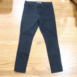 Levi's 311 Shaping Skinny Jeans sz 30